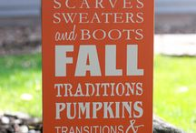 ~ fall   pumpkin spice season ~ / Fall - my favorite time of the year! Pumpkin patches, boots, cinnamon, Bon fires, smores, football, changing leaves, crisp air, knitted sweaters, chili, mums, and everything Autumn!