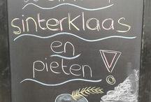 Sinterklaas en Zwarte Piet / Dit Feest moeit blijven