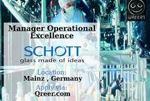 Schott is looking for professionals!