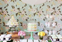 Bridal Shower Ideas / by Leigh Anne, YourHomebasedMom