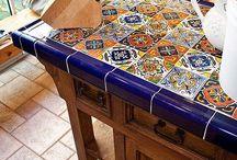 Mesa ceramica