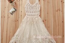 Bridesmaid Dresses for Sariah / by Kristina Gutiérrez