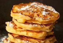 pancakes a la pomme