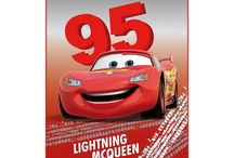 Disney Pixar Cars / Dekbedovertrekken, Hoeslakens, Strandlakens, Fotobehang en Back to School artikelen.