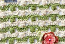 qualquer peça em croche