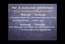 lauseenjäsenet