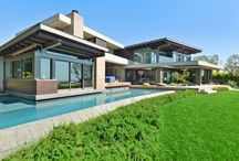 OCEAN FRONT ESTATE, MALIBU, CA / Home / Property for sale #california #home #luxuryhome #design #house #realestate #property #pool