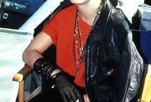 80er Jahre Mode