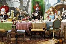 Alice in Wonderland / by Kelly Jade Yourell