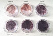 Detrivore Cosmetics Swatches / by Luna Gray