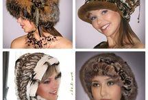 Knitting fur