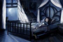 Picture book Illustrations / picture book illustrations by Hana Hladíková