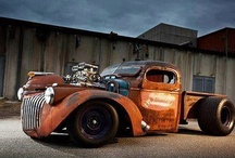 Rat Rods / by Gary Kromrei