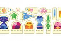 Doodles ...Google!