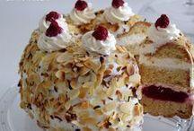 labneli frambuazlı pasta
