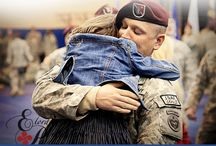 Military Homecoming / Best military life homecoming tips to guide you through your best military homecoming and reintegration.