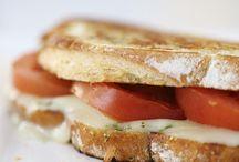 Yesss! Sandwiches!