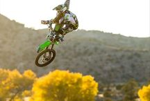 AMA supercross / Sickest shots and trackmaps of the AMA supercross series!