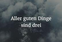 Expressions allemandes / Allemand