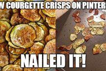 "My Own Pinterest FAILS! :) / When I didn't quite ""Nail it"""