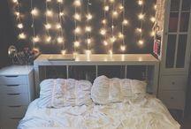 svetielka v spalni