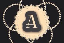 Alphabets ✌