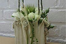 Virág táskák, virág cipők - Floral bags, floral shoes