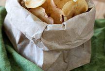 Snack Ideas / by Erin Ireland