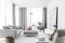 Minimalist Home Decor Ideas / Less is more.  Get new minimalist home decor inspirations!