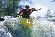 kayaking freelance
