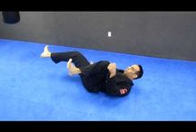 Jiu-jitsu, bodyweight, kettlebells