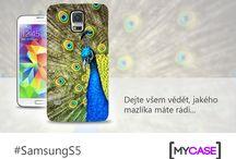 Samsung Galaxy S5 / Nech se inspirovat originálními kryty na Samsung Galaxy S5!  Začni tvořit na www.mycase.cz