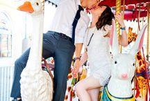 Carousel wedding/engagement