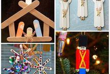 tél és karácsony