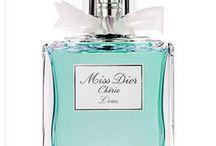 parfémy, vůně