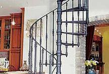 Jas. Escalier d'exterieur