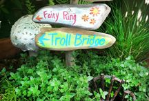Elizabeth's fairy garden ideas