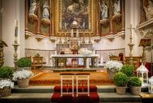 MdF. SAN MIGUEL BODA DE PANICULATA / En la Iglesia de Santiago en pleno centro de Madrid