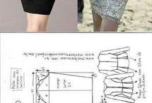 modelli vestiti