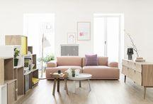interior | living room / by Denise Weerke