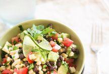 - Salads -