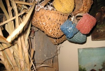 A TISKET A TASKET HERES SOME BASKETS / by joan lucas