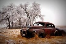 vehicles :) / by Samantha Ewers