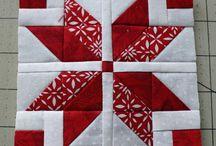 patchwork - mini bloky