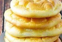 receita pão nuvem