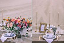 Boho Luxe Wedding, Los Angeles California