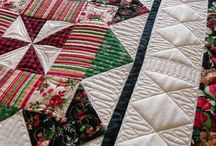 Easy Free-Motion Quilting Designs / by Eva Larkin Hawkins