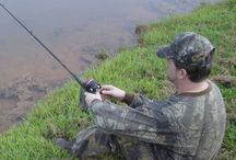 Hunting &  Fishing &  Outdoorsy Stuff