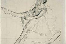 Edgar degas / by Amber Switzer