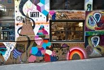 graffiti luv / by Meg